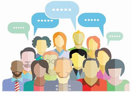 L'art de la conversation dans un groupe de créativité