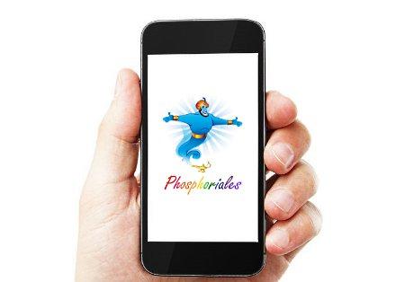La méthode Phosphoriales est accessible désormais aussi pour les Iphones