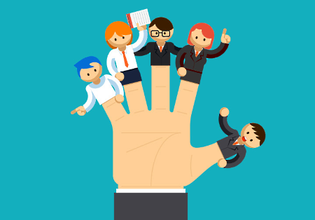 2 points clés dans l'animation des groupes de travail collaboratif