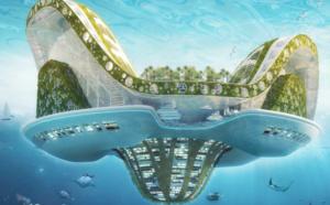 Le projet Lilypad, une cité flottante autosuffisante et écologique