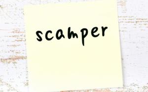 SCAMPER en jeu agile