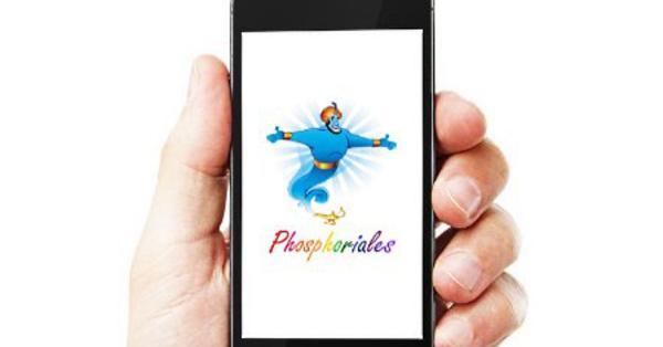 Comment utiliser l'application Phosphoriales